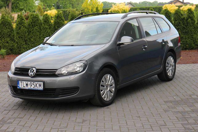 VW Golf Variant, idealny stan, klimatronik, tempomat, hak
