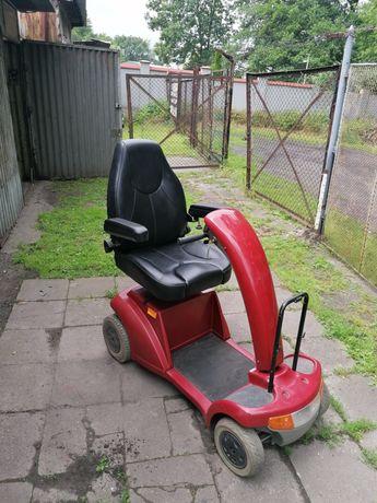 Wózek elektryczny inwalidzki Kraków transport