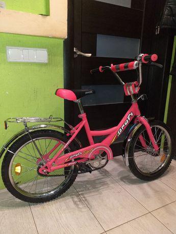 Продам детский велосипед на 16+дополнительные колёсики.