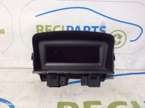 Display computador de bordo Chevrolet Cruze
