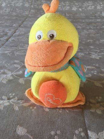 Pato com música de corda - Chicco