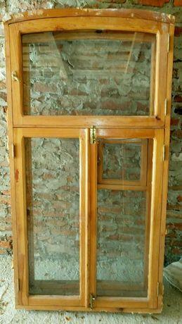 2 окна деревянные б/у в идеальном состоянии