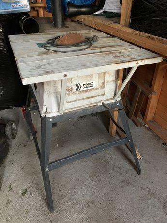 Piła stołowa cyrkulatka krajzerka uzywana sprawna