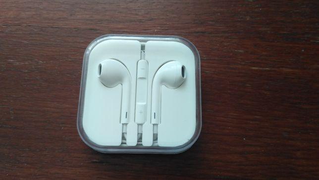 Apple Earpods проводные наушники