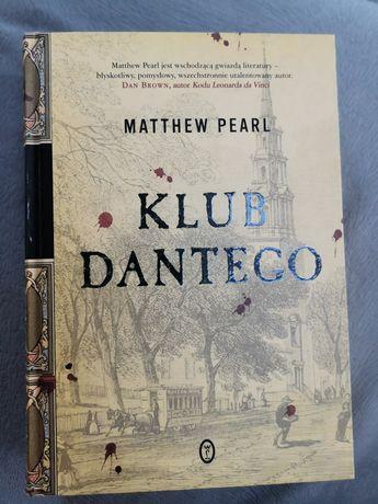 Klub Dantego Matthew Pearl Książki