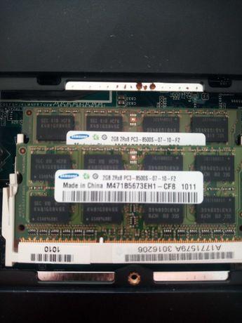 4gb RAM DDR3 8500s Samsung
