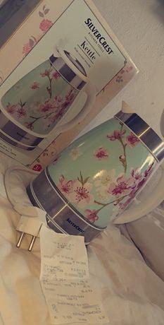 Nowy ceramiczny  czajnik elektryczny