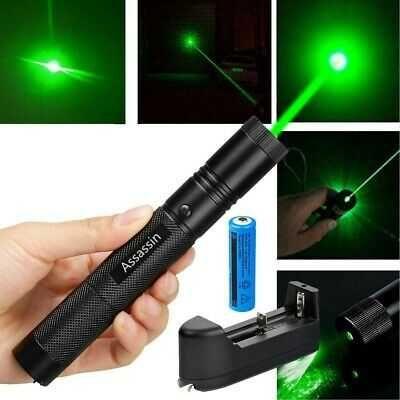 Laser pointer  303 Verde