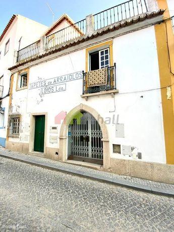 Moradia T3 no Centro Histórico de Arraiolos