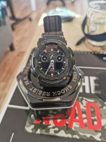 Casio G Shock GA-100MC-1AER