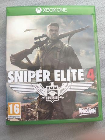Sniper Elite 4 gra na konsolę Xbox One