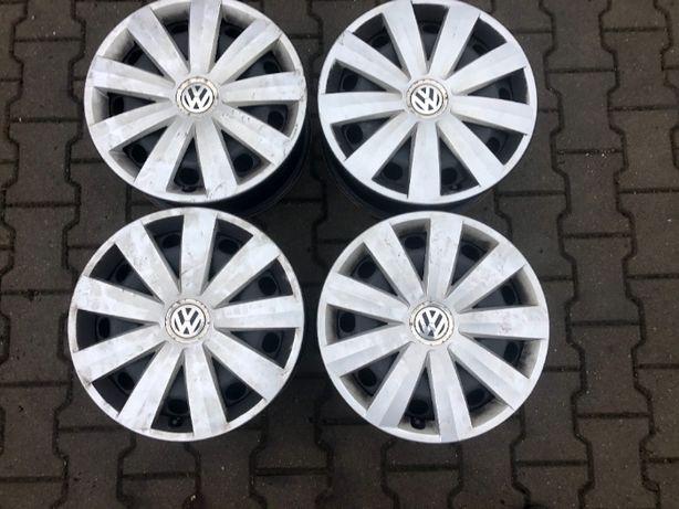Felgi stalowe VW Passat 5x112 6,5Jx16 ET42 z kołpakami