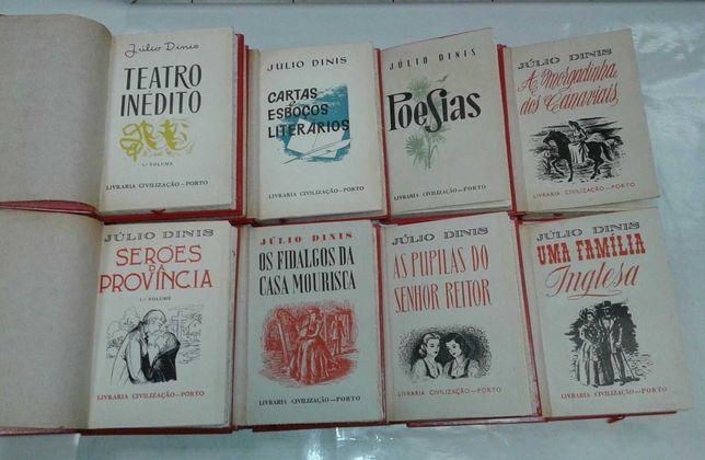 Obras completas de Julio Dinis