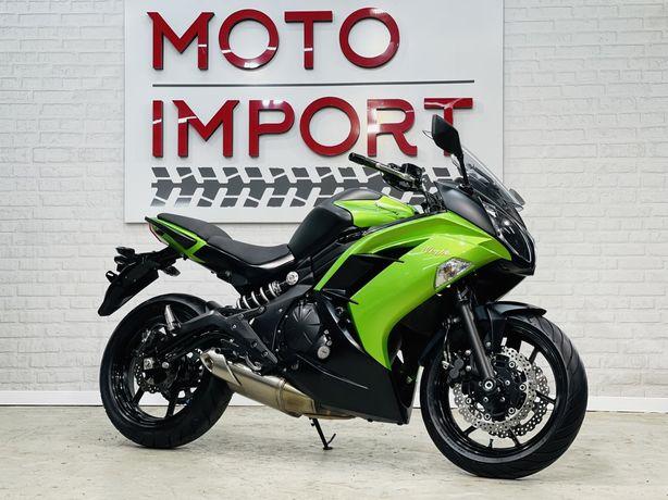 мотоцикл Kawasaki Ninja 650R 2017г КРЕДИТ только из Японии+оформление