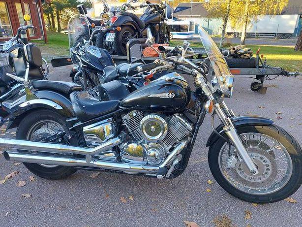 Najpiękniejsze motocykle w polsce 40SZT SHADOW DRAGSTAR VULCAN intrude