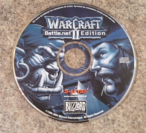 Warcraft II - Battle.Net Edition - gra PC