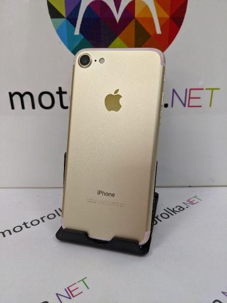 iPhone 7 32GB Gold 80% Neverlock Магазин! Гарантия 3 месяца