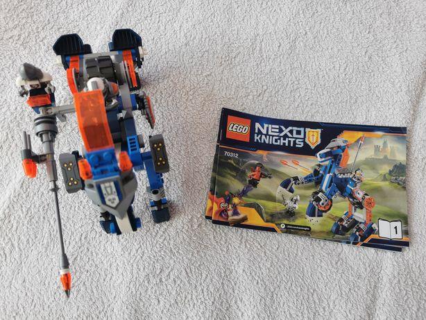 Lego Nexo Knights 70312