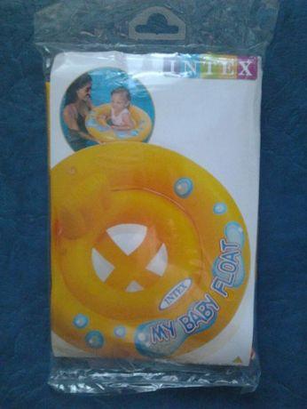 Надувной круг для малышей Бейби Флот, 150 рублей!