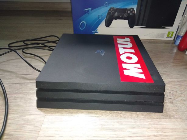 Konsola Playstation PS4 Pro 1 TB