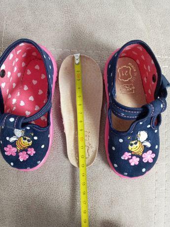 Обувь для дома, макасины, тапочки 21р