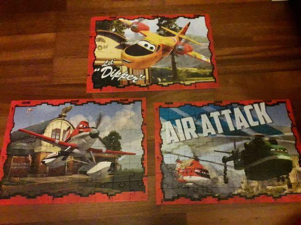 Puzzle Samoloty Disney