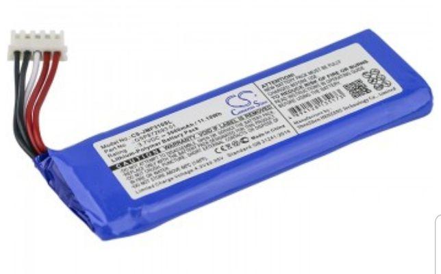 JBL flip 3 bateria 3000Mah