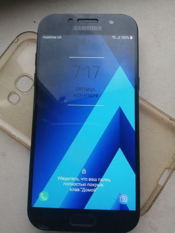 Продам/обмен Samsung Galaxy A5 2017