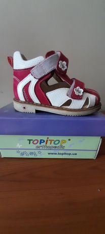 Сандалии Topitop orthopedic 23р 15см
