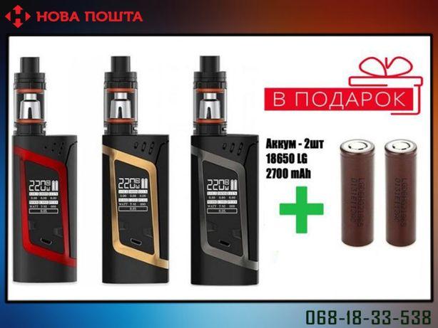 Электронная сигарета алиен вейп Smok Alien 220W Kit Pro + 2 аккума