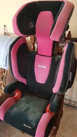 Fotelik samochodowy monza nova Recaro