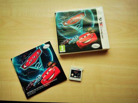 Gra na Nintendo 3DS CARS 2 - Nowa