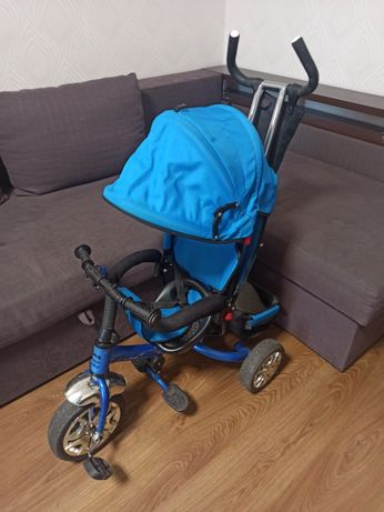 Детский велосипед - коляска Super Trike