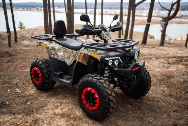 Новый квадроцикл Comman Scorpion 200cc 2020 года. (Сафари)
