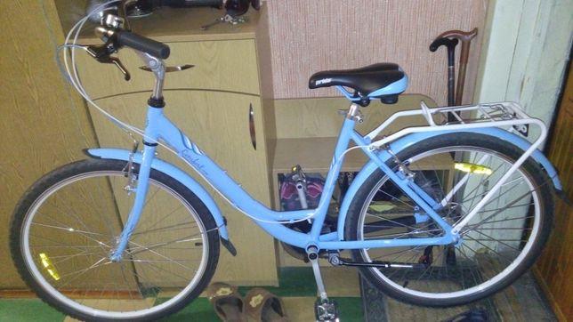 Велосипед Pride Comfort Lady