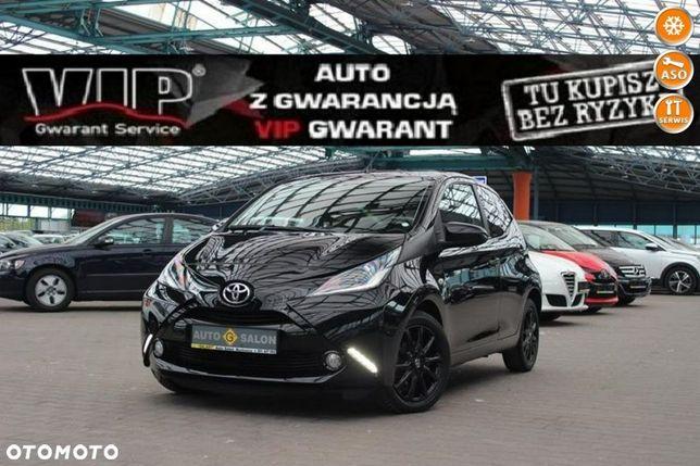 Toyota Aygo Klima*Kamera*Alu*DotykPanel*Esp*Abs*Led*BT*Gwar VGS !!!