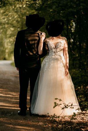 Suknia ślubna Katarina Kordas 3019