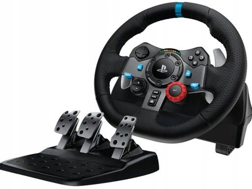 Kierownica LOGITECH Driving Force G29 PS3 PS4 PC