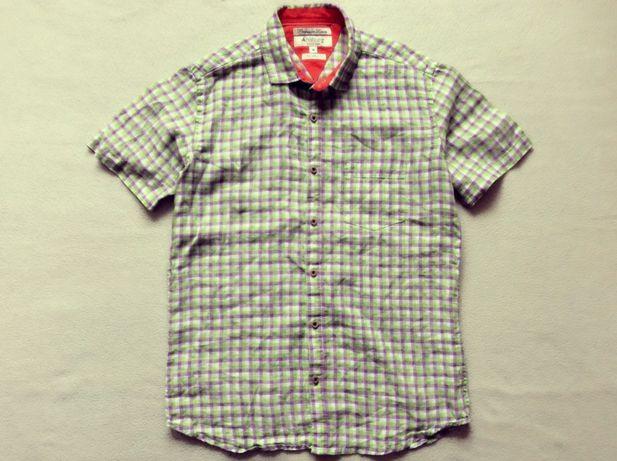 Рубашка льняная Anationz, Boss, Calvin Klein original