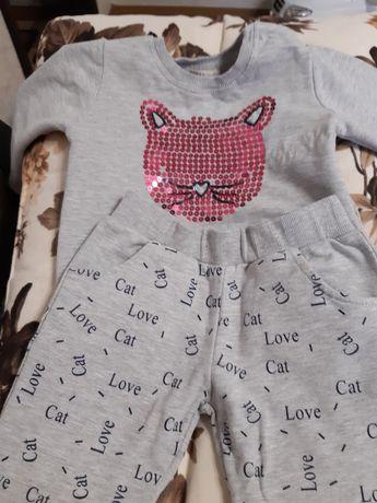 Дитячий одяг на дівчинку на 1рік