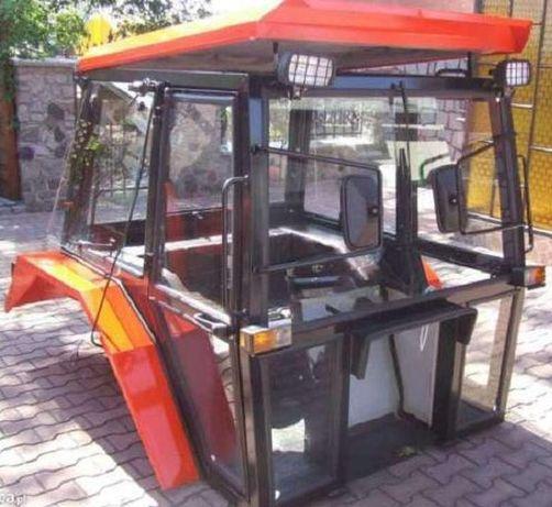 kabina do ciągnika ochronna