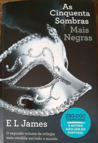 Vendo Livro As Cinquenta Sombras de Grey  Volume II