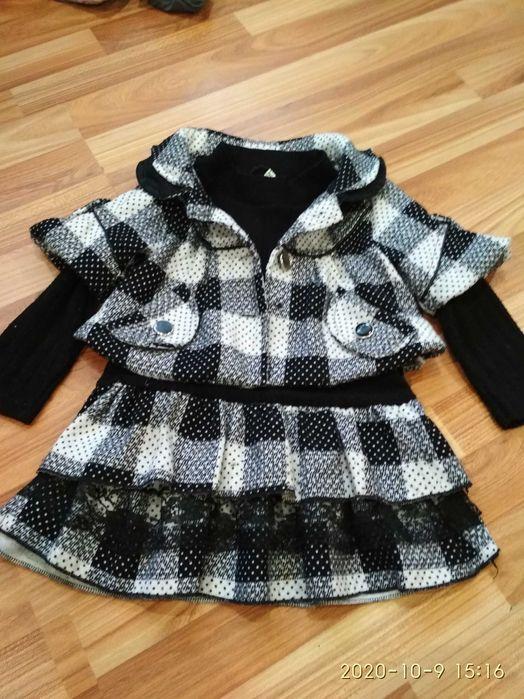 Платье для девочки Полонное - изображение 1