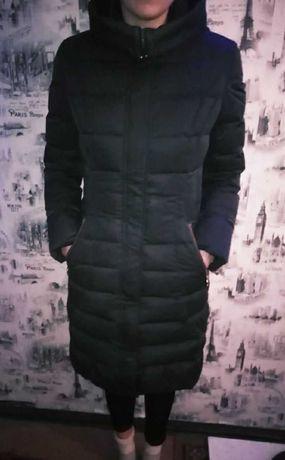 Женская зимняя куртка очень тёплая