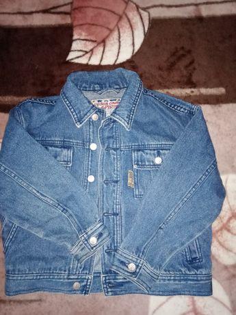 Пиджак куртка джинсовая