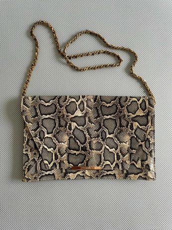 Envelope clutch Uterqüe