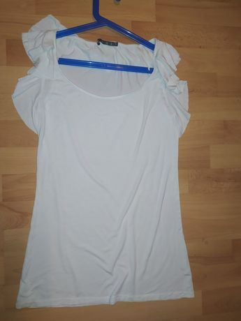 Bluzka biała Aggi 38