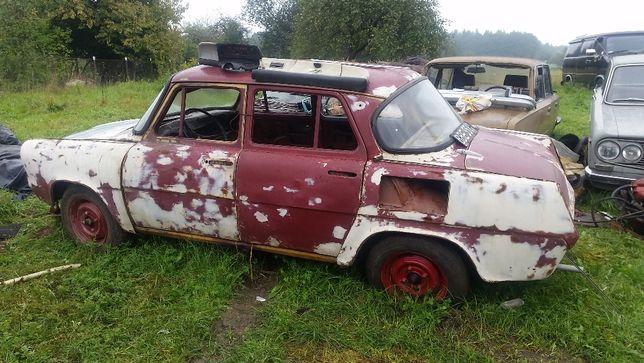 Skoda 1000 MB 1965 mini tatra wołga