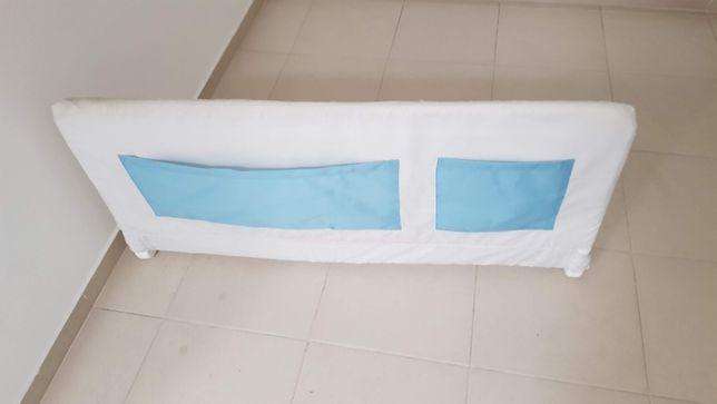 Barreira de cama para criança