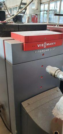 VIESSMANN Vitorond 200 Котел чугунный трехходовой 63 кВт (2 шт)